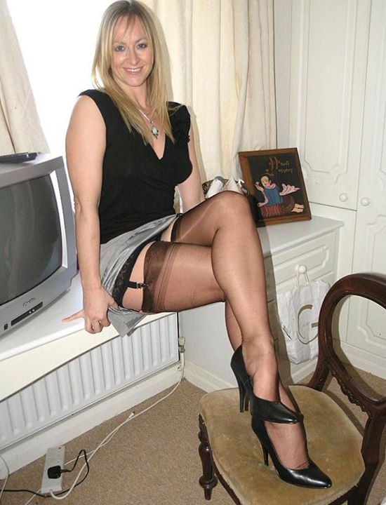 cougarblondevieille